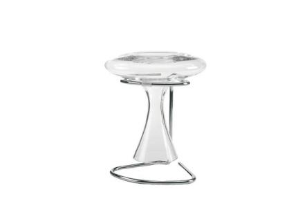 Mit einem Dekantertrockner werden Wasserflecken auf dem Dekanter-Glas minimiert und verhindert. (Foto: Amazon)